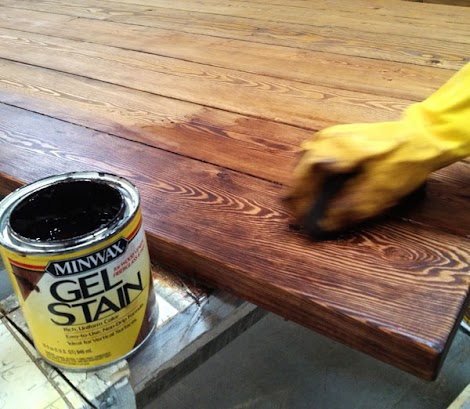 Thatu0027s One Of The Really Cool Things About Stain. If You Want To Deepen The  Color, You Can! I Love That About Stain   You Have So Much Control Over The  ...