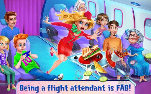 Sky Girls - Flight Attendants 1.0.3 screenshots 5