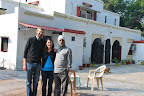 We stayed at a small guesthouse owned by a Sikh family.
