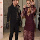 OIC - ENTSIMAGES.COM - Joey Essex and Lauren Pope at the   British Takeaway Awards in association with Just EatLondon UK 9th November 2015 Photo Mobis Photos/OIC 0203 174 1069