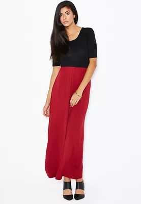 23d74a998 شراء فستان بنمط كتل الالوان ماركة جنجير من نمشى فساتين | الشراء اون ...