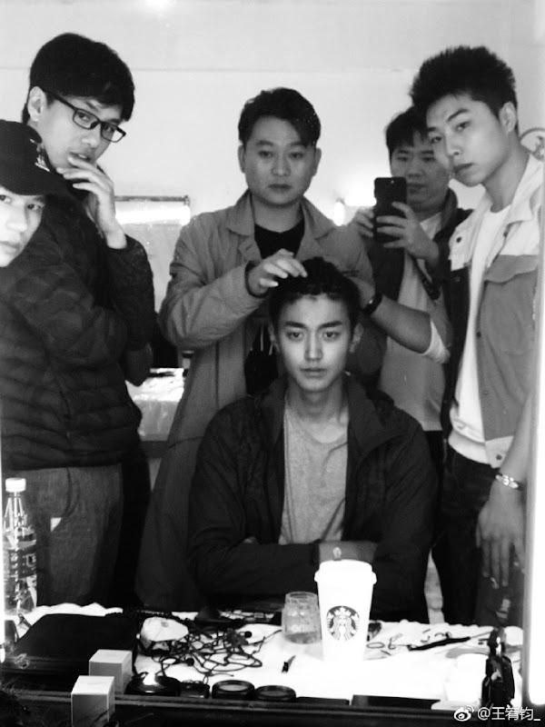 Wang Youjun China Actor