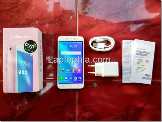 Paket Pembelian Asus Zenfone Live ZB501KL