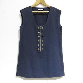 Prada Sleeveless Tunic Dress