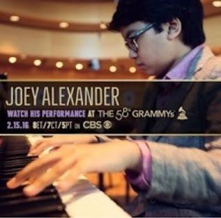 penampilan joey alexander di grammy awards 2016 tuai pujian