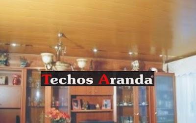 Ofertas techos cocinas Madrid