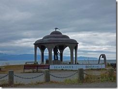 Seafarer's Memorial, Homer Spit, Alaska