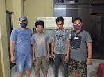 Jual Sabu Ke Petugas, J dan RPM Diangkut Sat Narkoba Polres Tanjung Balai