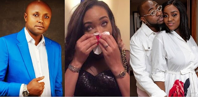 Davido's PL Manager, Israel DMW Reveals How Chioma is Faring After Her Rumored Breakup With His Boss