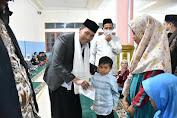 Sebanyak 2.312 Anak Yatim dan 38 Masjid Terima Bantuan Dari Pemkab Bener Meriah