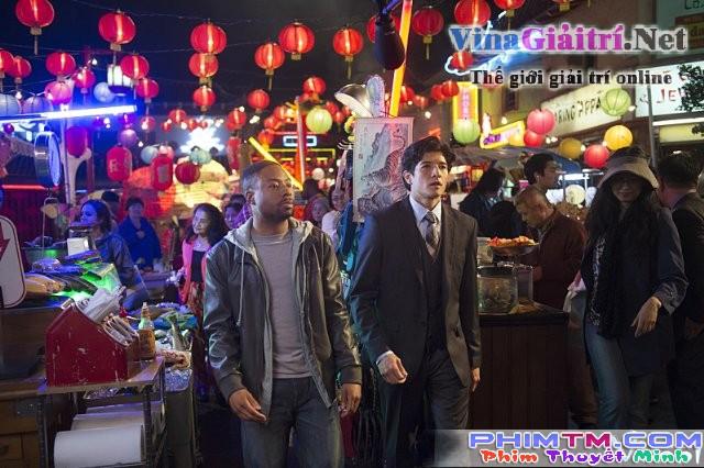 Xem Phim Giờ Cao Điểm Phần 1 - Rush Hour Season 1 - phimtm.com - Ảnh 1