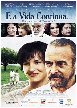 Download – E a Vida Continua – DVDRip AVI + RMVB Nacional