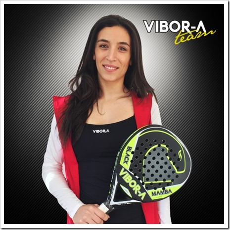Verónica Virseda ficha por la firma VIBOR-A para las dos próximas temporadas.