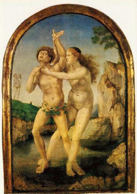 Jan Mabuse - Salmacis & Hermaphroditos