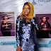 Actress Beverly Osu Steps Out In Glittering Outfit For Miss Tourism Nigeria Event