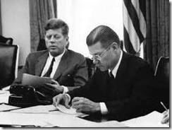 McNamara and Kennedy