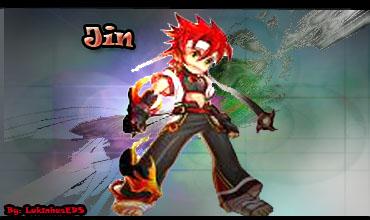 Meus trabalhos recentes Jin