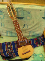 Teds Cochabamba souvenir - a Charango