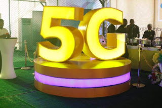 Mtn Finally Launched Their 5G Network In Nigeria