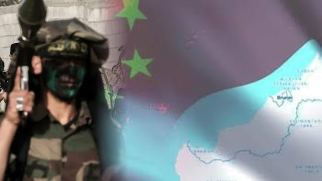 Militanisme Islam dan Laut China Selatan