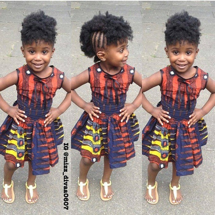 Cute Ankara styles for Kids (1)