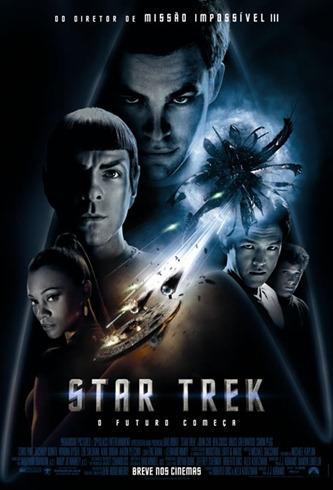 Star Trek - Pôster nacional