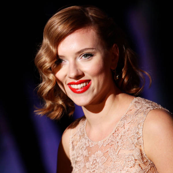 Scarlett Johansson: Blessed with a pout and an hourglass figure, Scarlett gave a brilliant performance in The Avengers her speech at the 2012 Democratic National Convention makes her all the more alluring.
