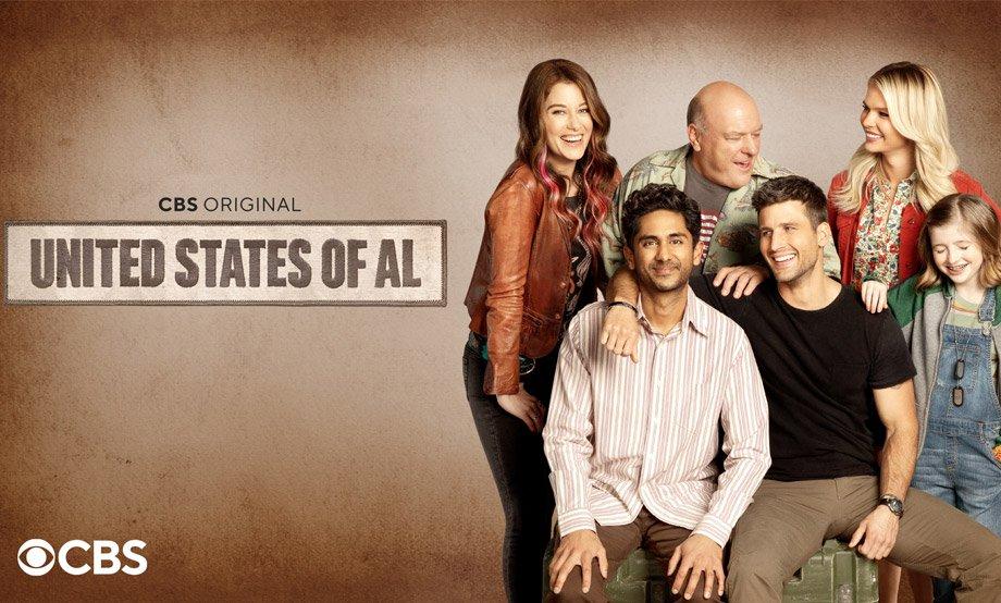 United States of Al CBS