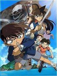 Detective Conan Movie 11 - Huyền Bí Dưới Biển Xanh