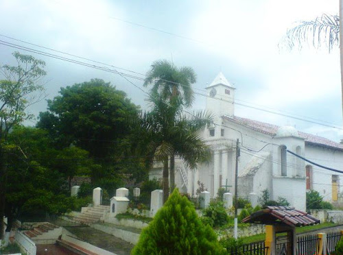 Iglesia de San Luis del Carmen