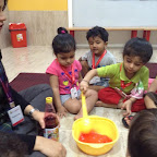 Rooh Afza Making Activity, Playgroup Witty World (2015-16)