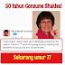 Bukti Pengguna Shaklee Dah 50 Tahun Masih Sihat !!