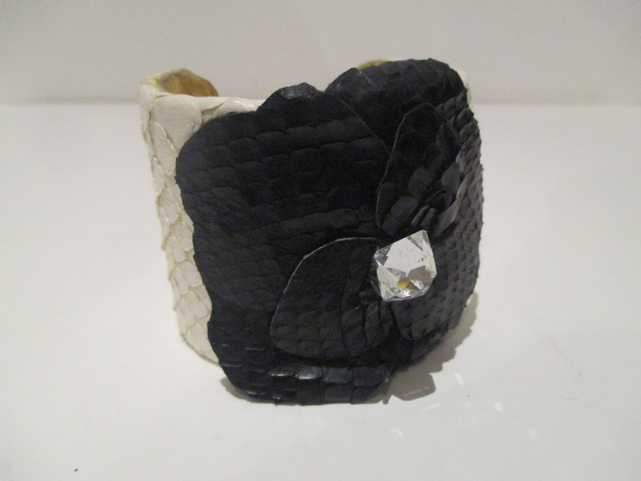 Ted Rossi Python Cuff