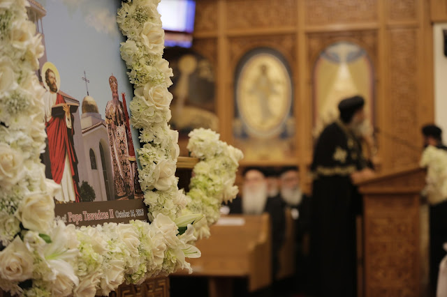 His Holiness Pope Tawadros II visit to St. Mark LA - _09A9214.JPG