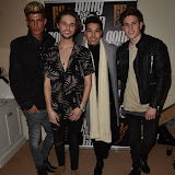 OIC - ENTSIMAGES.COM - Franklin Lake Band at the  Going for Gold magazine launch party in London 19th January 2015 Photo Mobis Photos/OIC 0203 174 1069