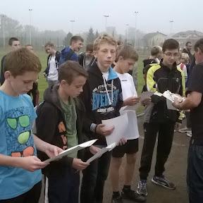 FInał powiatowy jesiennych biegów przełajowych - Wadowice, 1 października 2014