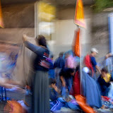 2. Street market. Florence. 2006