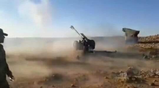 Continúan los incesantes ataques contra las posiciones del ejército marroquí en el Sáhara Occidental.