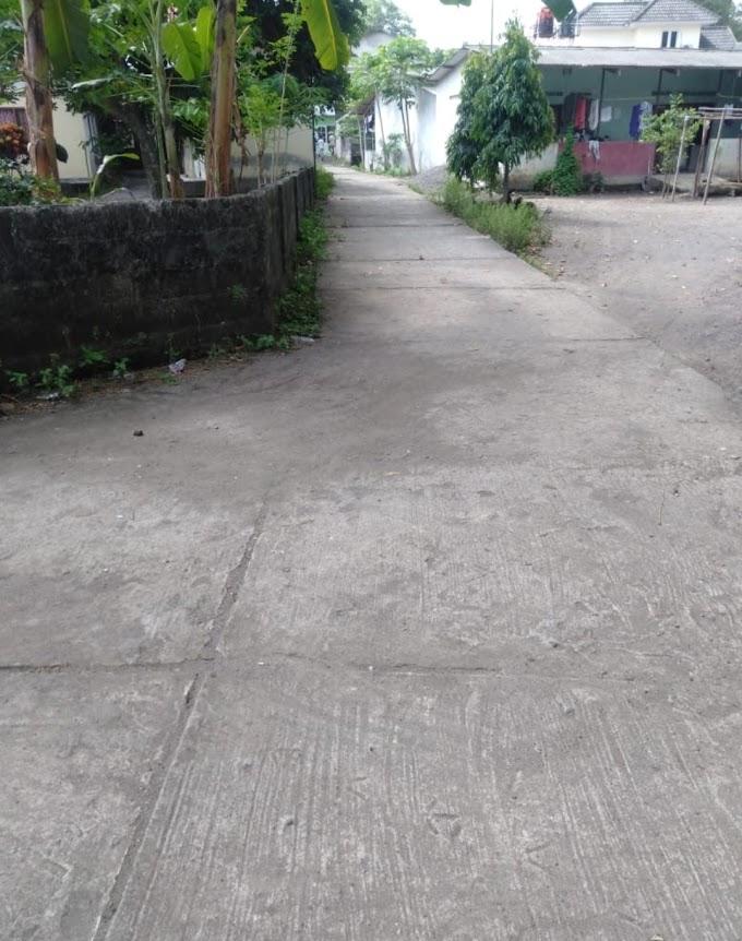 Tanah Murah Hook strategis di Kwarasan Jl. Godean Km. 3,5 Dalam Ringroad
