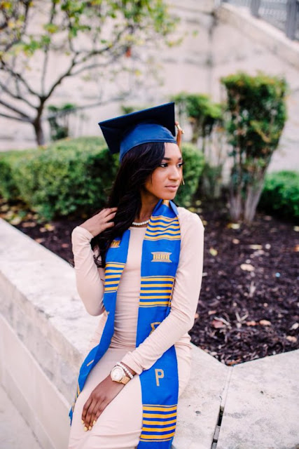Lady Who Became A Mother At 18 Gets Her Masters Degree At 24 With 4.0 CGPA
