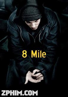 8 Dặm - 8 Mile (2002) Poster