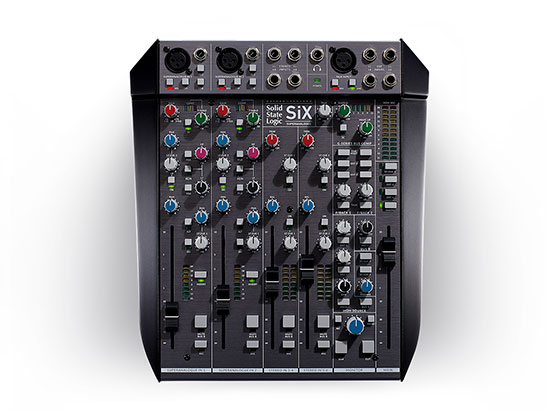 SSL SiX overhead 560