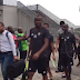 Libya Team Arrive Uyo Stadium After Rejecting Hotel Provided By NFF (Photos)