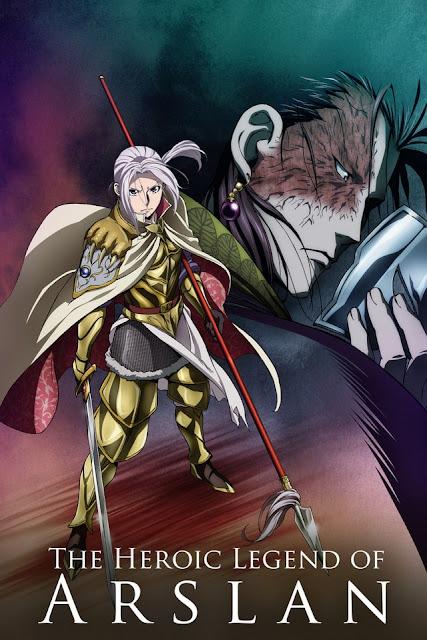 The Heroic Legend of Arslan: Dust Storm Dance