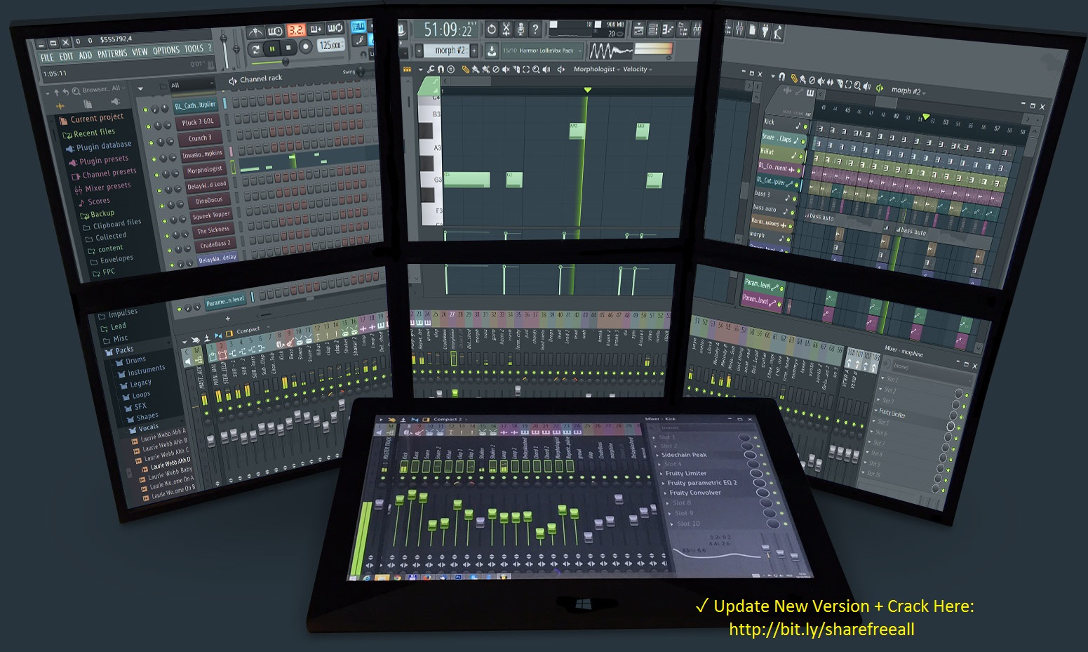 fl studio nexus free download full version