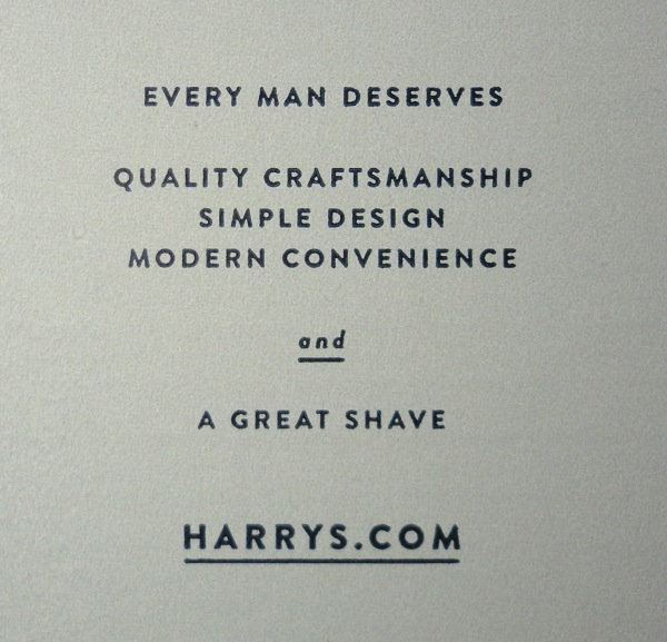 Harry s Truman Shaving Set Review 7