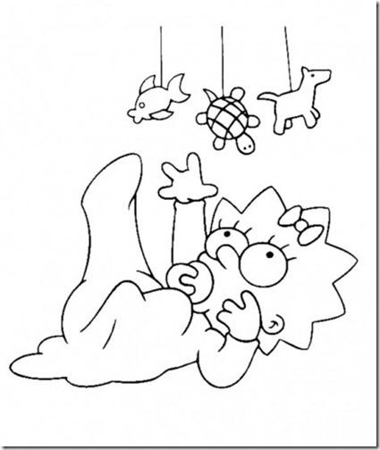 dibujos-para-colorear-de-los-simpsons-imagenes-para-imprimir-recortar-pintar-jugar-dibujar-colorear-dibujos-9-465x552