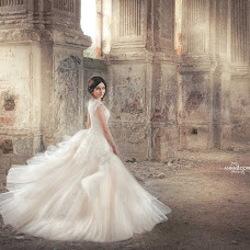 Wedding photographer Anna Dombrovskaya (AnnaDombrovska). Photo of 01.08.2017