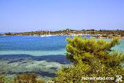 Ситония, втори ръкав на Халкидики - разходка по плажовете Ливрохио, Палациди, Сарти и други