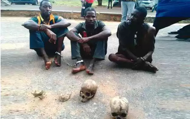 Four Badoo Members Nabbed for Killing Pastor, Woman & Son in Lagos